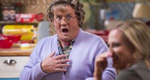 Mrs Brown's Boys: Refrain from actually watching it and it's easy enough to believe it's a masterpiece