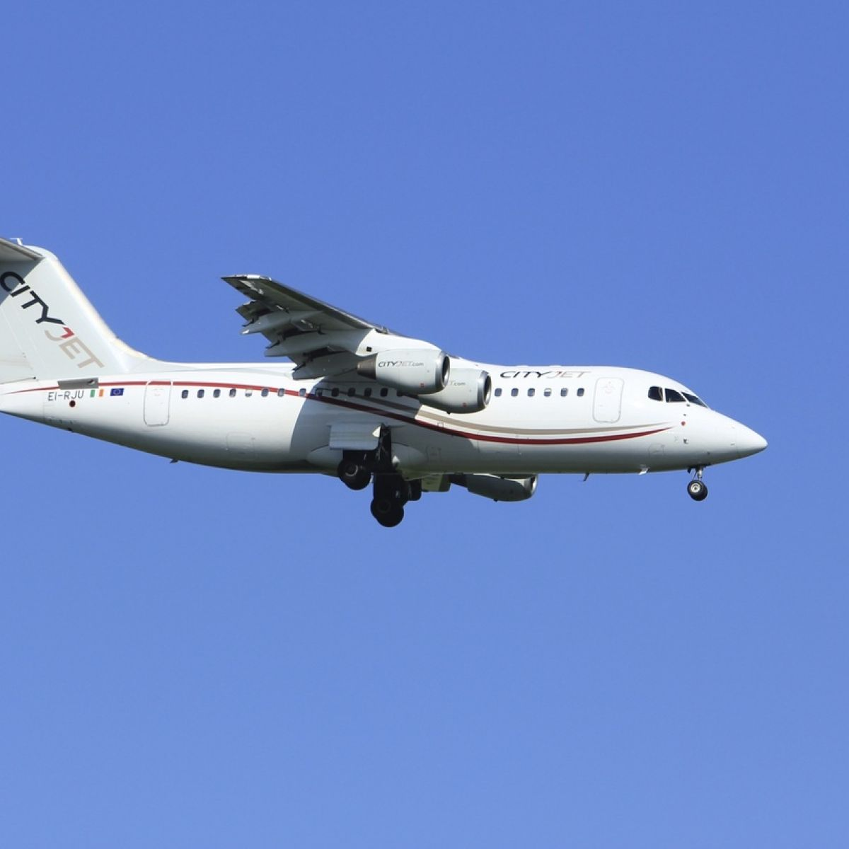 Cityjet to fly routes for brussels airlines fandeluxe Image collections