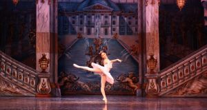 "Valeria Kruglova: ""Every ballet has got its own story, it's telling its own fairytale.  I really love Tchaikovsky, so I enjoy 'Sleeping Beauty'."""