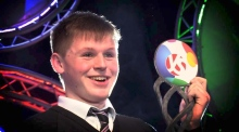 Secret storing system designed by Dublin student wins BT Young Scientist Of The Year Award