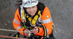 File image of Caitríona Lucas, who died  during a search operation at Kilkee, Co Clare.