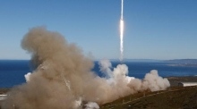 SpaceX lands first rocket since launchpad explosion
