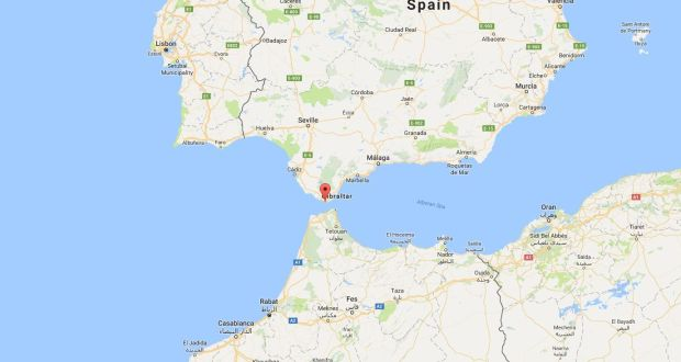 Map Of Southeast Coast Of Spain.Bodies Of Five People Found Off Spain S Southern Coast