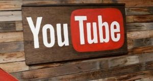 YouTube has launched  Super Chat which allows users to support their favourite video creators.  Photograph: Getty Images