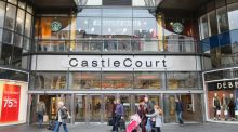 CastleCourt, Belfast: shopper footfall grew by 4.6 per cent in the North last month. Photograph: Paul Faith/PA