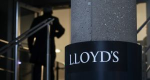 The arrival of Lloyd's would pose particular issues for the Central Bank. Photograph: Chris Ratcliffe/Bloomberg