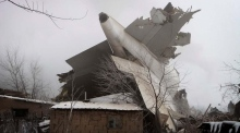 Turkish cargo jet crash kills 37 in Kyrgyzstan