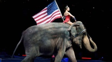 The 'Greatest Show on earth' circus closes after 146 years