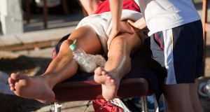 Sports researchers found many benefits from having a massage