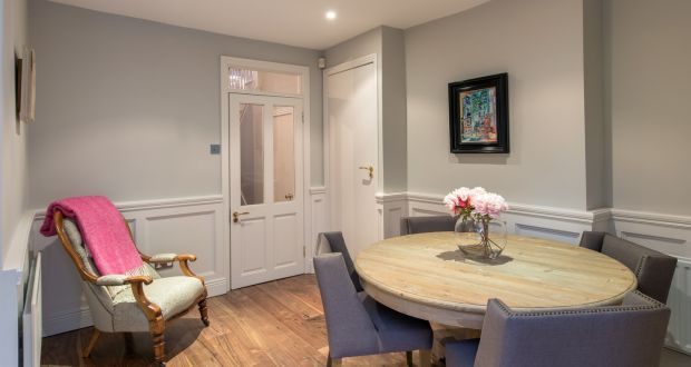 Threebed Villa In Dublin 48 With Asking Price Of €4848 Beauteous Beechwood Furniture Exterior
