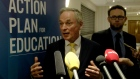 Bruton announces plans to remove baptism barrier from schools