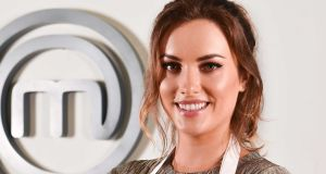 Holly Carpenter, who has lost her place on TV3's Celebrity Masterchef Ireland.