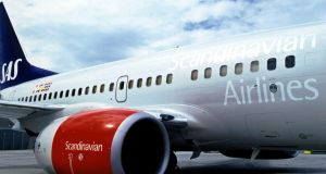 Scandinavian airline SAS is eying up a potential base in Ireland to reduce costs, Danish newspaper 'Berlingske' reported on Tuesday.