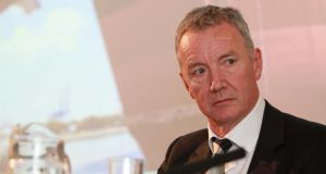 Aidan Heavey, who has said he will step down as Tullow Oil chief executive later this year.