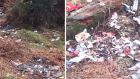 Kerry County Council is investigating dumping incidents at tourist spot overlooking the Lakes of Killarney. Photographs: Anne Lucey