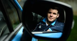 Dublin footballer Kevin McManamon at a media event this week at Parnell Park. Photograph: Sam Barnes/Sportsfile