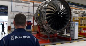 "Rolls-Royce said it had undergone ""a fundamental change"" since the corruption was uncovered. Photograph: Paul Ellis/Reuters"