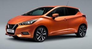 The new Nissan Micra will in three engine options:  a 0.9-litre turbocharged three-cylinder petrol engine,  a 1.5 diesel and a 73hp 1.0-litre petrol engine