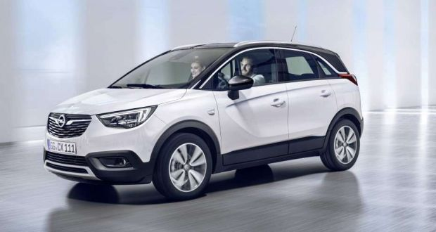 New crossland x is opels suv styled replacement for the meriva the new opel crossland x sciox Image collections