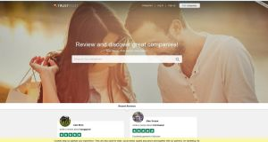 Trustpilot is a global, multi-language review community that has customers in 65 countries