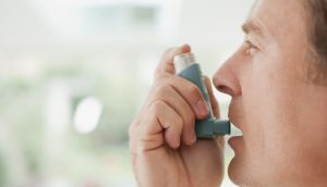 Some 33 per cent of recently diagnosed asthma patients did not have the condition, according to new research. Photograph: Martin Barraud/Getty Images