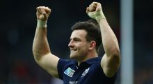 Matt Scott has been recalled to the Scotland squad for their Six Nations campaign. Photo: Getty Images