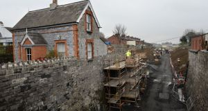 Gallery: Luas building project