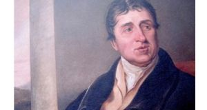 Thomas Telford: turned the route from Holyhead into one of the fastest and smoothest in the world