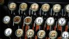 The Qwerty's invention is usually attributed to American newspaper editor Christopher Latham Sholes.
