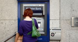 Ulster Bank has implemented controversial new salary ranges for staff ahead of a proposed ballot on pay. Photograph: Brenda Fitzsimons