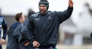 "John Muldoon: ""I am conscious that I've been around for a long time, and for me it's an honour to play on."" Photograph: Photograph: Ryan Byrne/Inpho"