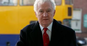 Seán FitzPatrick: accused of failing to disclose multimillion-euro loans to auditors. Photograph: Collins Courts