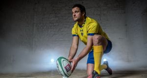 Donegal captain Michael Murphy is temporarily swapping Gaelic football for rugby with Top 14 team Clermont Auvergne as part of The Toughest Trade. Photograph: Ramsey Cardy/Sportsfile.