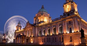 """Belfast is planning for lots of tourists, and even the briefest walk around the city centre demonstrates a clear confidence in its future as destination for both tourists and conference delegates."" Photograph: Getty Images"