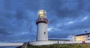 See the light with a stay at Galley Head lighthouse, overlooking St George's Channel.