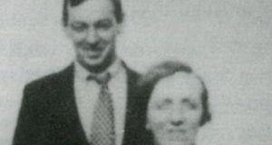 George McBride and Winifred Carney