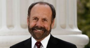 "Californian Senator Jerry Hill: ""It took an awfully long time to get something that we thought was so important. When something like this happens you can either put your head in the sand or you can stand up and fight for change."""
