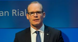 "Simon Coveney: ""If areas qualify under the criteria with which everyone is familiar, they will be designated as rent-pressure zones and the rules will apply''"