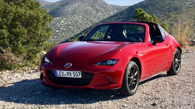 Mx 5 Rf >> Mazda S Hard Top Mx 5 Rf Loses None Of The Driving Thrill
