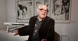 Ralph Steadman's  illustrations continue to permeate popular culture. Photograph:   Rune Hellestad via Getty Images