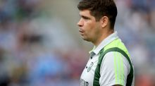 A big year beckons for Kerry and Eamonn Fitzmaurice with  the imperative to launch an overhaul of the team that has proved competitive in the past two years but not ultimately successful. Photograph: Inpho