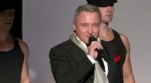 Michael Flatley's Lord of the Dance perform at the Inauguration Ball