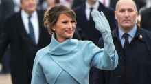 Melania Trump's inauguration as the First Lady of fashion