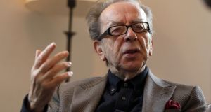 Ismail Kadare:   novel  set in the early-19th-century  Ottoman empire. Photograph: Gali Tibbon/AFP/Getty