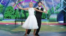 Dancing with the Stars: Hughie Maughan first to be voted off