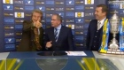 Da Ya think I'm excited? Rod Stewart revels in making Scottish Cup draw