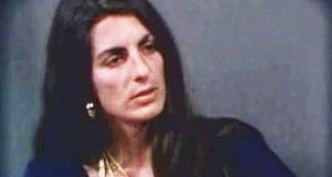 "Christine Chubbuck: ""Her story is just very emblematic of so many things that we are grappling with  right now. The notion of living your life in front of a camera. The notion that it didn't happen unless it happened on camera. Fake news."""