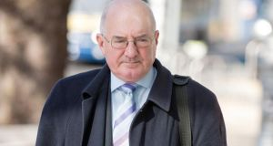 Former Anglo Irish Bank director Willie McAteer  is already serving a three-and-a-half-year prison term imposed in July 2016 for his part in a  €7.2 billion fraud. The latest sentence will run alongside this. File photograph: Collins Courts