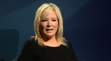 Michelle O'Neill takes over as new Sinn Féin leader in North