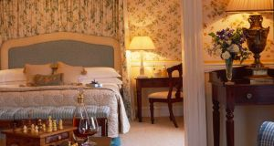 Longueville House: The Vineyard Suite